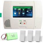 Kit Alarme Z Wave et installation alarme pro pour centrale alarme filaire