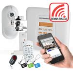 Installation Alarme Marque Connue Sans Fil et devis alarme marque connue pour kit alarme pro lithium 4